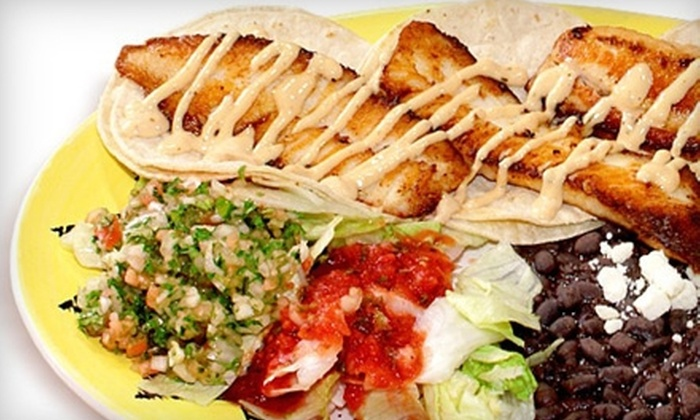 Sammy's El Pueblo - Springboro: $10 for $20 Worth of Mexican and American Fare at Sammy's El Pueblo