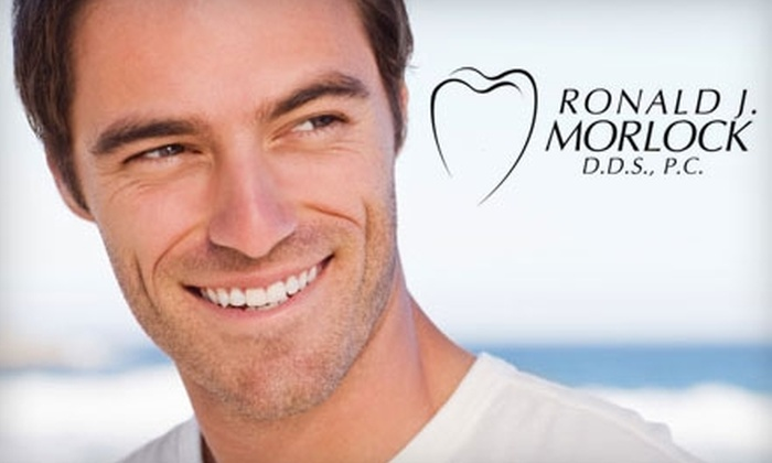 Ronald Morlock, DDS - Pantego: $49 for a Full Dental Cleaning, Exam, X-rays, and Whitening Kit at Ronald Morlock, DDS, in Arlington ($697 Value)