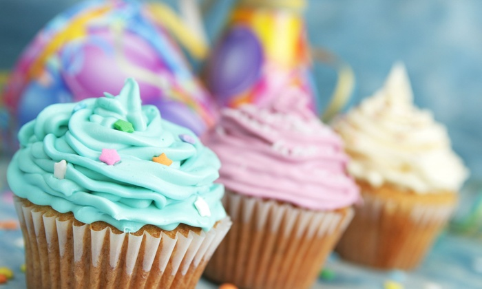 Chris' Home Sweet Home Bakery - Hartford: One or Two Dozen Delivered Cupcakes from Chris' Home Sweet Home Bakery (Half Off)