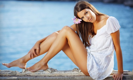 3 Sessions of Laser Hair Removal on 1 Small Area (up to a $600 value) - Khuu Dermatology in Mountain View
