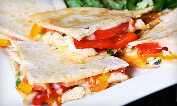 Sierra Fria - South Broadway Park: Mexican Fare at Sierra Fria (Up to 53% Off)