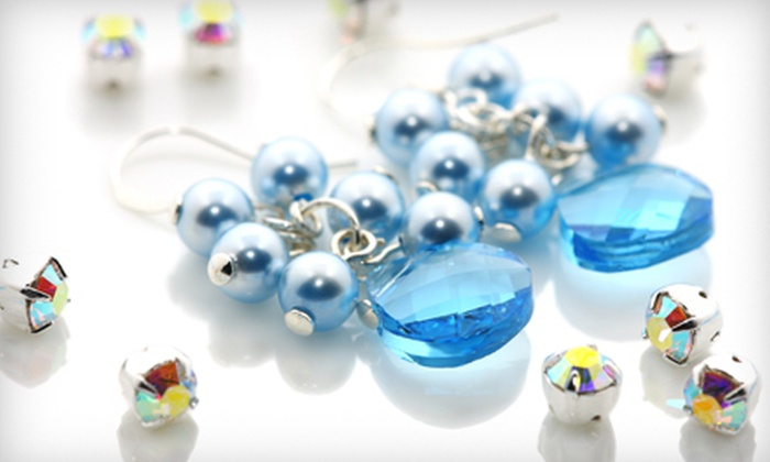 Need to Bead - Boise Junction: $15 for a Two-Hour Earring-Making Class at Need to Bead ($34 Value)