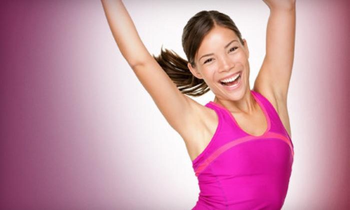 Solão Fitness & Dance Studio - Logan Square: Five or Eight Dance-Fitness Classes at Solão Fitness & Dance Studio (Up to 71% Off)