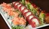 SushiYawa - Greenwich Village: $30 for $60 Worth of Japanese and Asian Fusion Dinner Fare and Drinks at SushiYawa