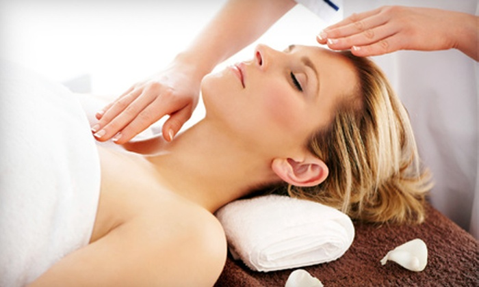 Esthetics by Liliya - River Hills: Spa Services at Esthetics by Liliya in Whitefish Bay. Three Options Available.