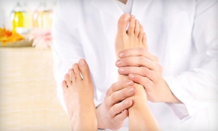 De La Sole Reflexology Spa - Del Mar: $59 for Two One-Hour Reflexology Treatments & Two 30-Minute Foot Soaks at De La Sole ($160 Value)