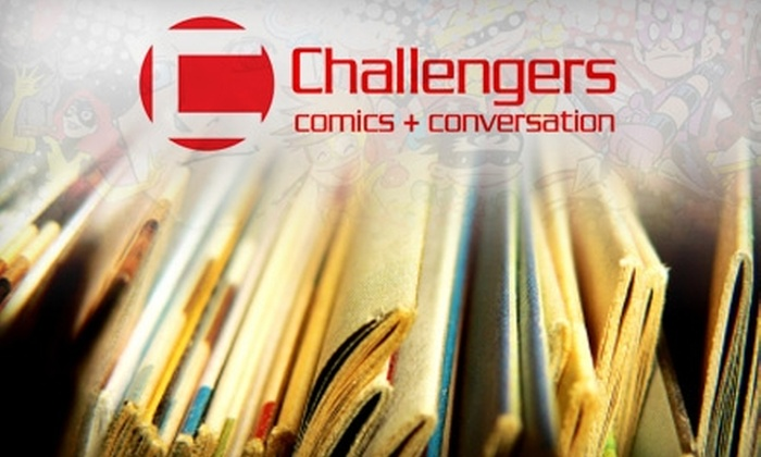Challengers Comics + Conversation - Bucktown: $10 for $20 Worth of Merchandise at Challengers Comics + Conversation