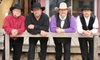 Diamond W Chuckwagon Supper - Riverside: $15 for One Ticket to Dinner and a Show at The Diamond W Chuckwagon