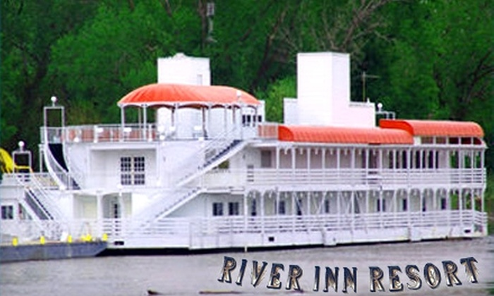 River Inn Resort - Templeton: $60 for One-Night Stay at River Inn Resort in Historic Brownville (Up to $140 Value)