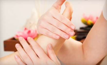 1 Reflexology or Acupressure Treatment for Pain - Community Health in London