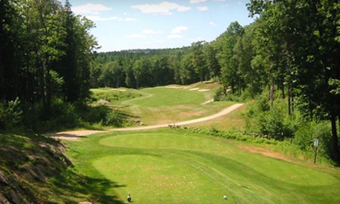 The Shattuck Golf Club - Jaffrey: Golf Outing for One or Four at The Shattuck Golf Club in Jaffrey