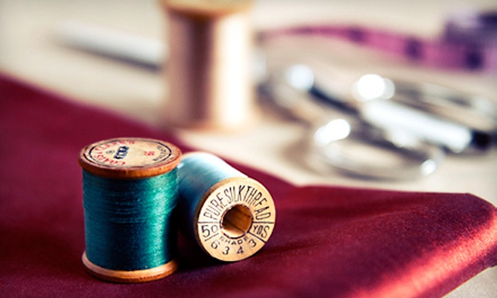 Mulberrys Garment Care - Multiple Locations: $20 for $40 Worth of Alterations and Tailoring at Mulberrys Garment Care