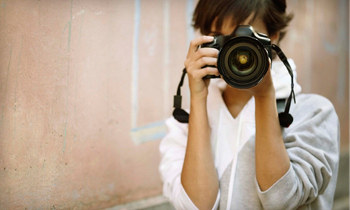 Chimpsy - Goose Island: One or Two Two-Hour Point-and-Shoot or DSLR Photography Classes from Chimpsy (Up to 64% Off)