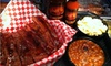 Holy Smoke BBQ - Trouville: Barbecue Meal for 1 or 4 or Tailgate Catering Package for 10 or 20 at Holy Smoke BBQ (Up to 54% Off)