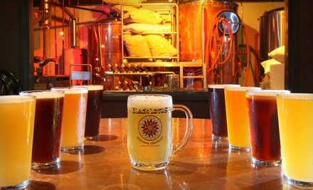Black Lotus Brewing Company: $16 Groupon - Black Lotus Brewing Company & The Drive In in Clawson