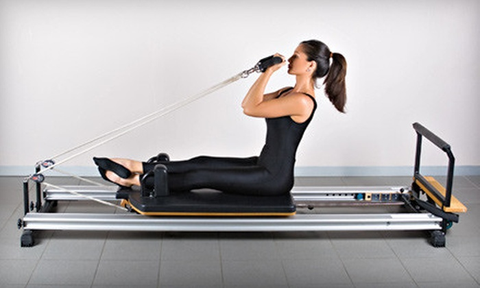 Functional Strength Pilates - Multiple Locations: 5 or 10 Pilates or Yoga Classes at Functional Strength Pilates (Up to 72% Off). Four Options Available.