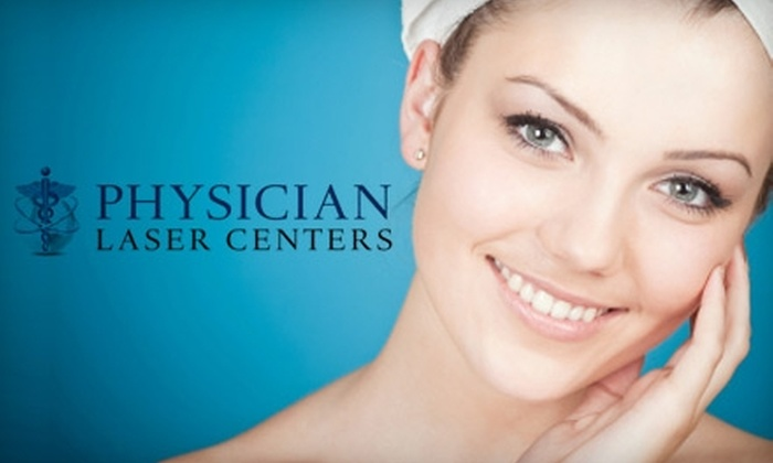 Physician Laser Centers - Paradise Valley: $99 for a FotoFacial RF at Physician Laser Centers ($400 Value)