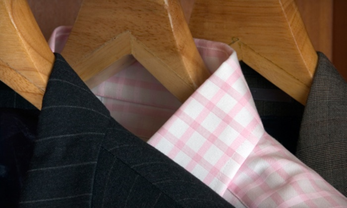 Oxxo Care Cleaners - Fair Lawn: $40 for $85 Worth of Eco-Friendly Dry Cleaning at Oxxo Care Cleaners in Fair Lawn