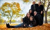 """IC Productions - Speer: $149 for Photo Session, 10 Digital Images, and 13""""x19"""" Print or 50 Holiday Cards from IC Productions (Up to $525 Value)"""
