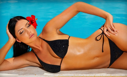 Two VersaSpa Spray Tans or One Month of Unlimited VersaSpa Spray Tans at Spray La Vie (Up to 71% Off)