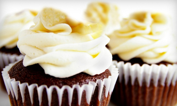 Cupity Cakes - Atlanta: One or Three Dozen Assorted or Patrón-Infused Cupcakes with Delivery from Cupity Cakes (Up to 59% Off)