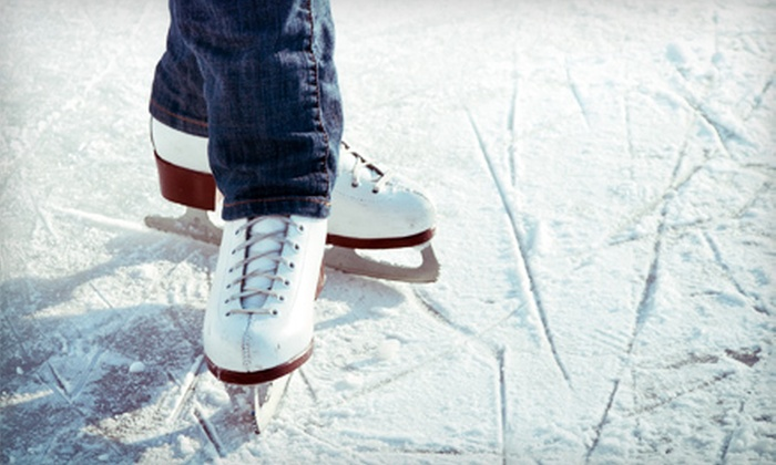Boulder Valley Ice at Superior - Superior: Ice Skating with Skate Rental During Friday Night Fever at Boulder Valley Ice at Superior (Up to 57% Off)