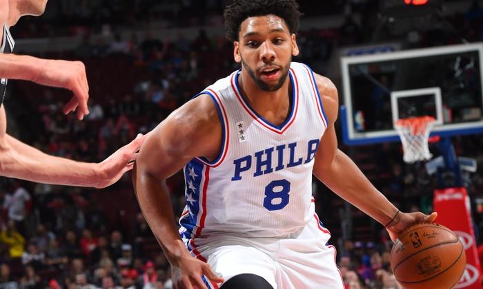 Philadelphia 76ers - Wells Fargo Center: Philadelphia 76ers Basketball Game Plus T-Shirt on December 22 at 7 p.m.