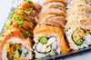 Sushiya Asian Couisine - Great Kills: 30% Cash Back at Sushiya Asian Couisine