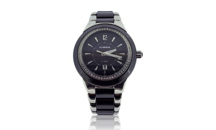 amp;brosGroupon Relojes Cerámica De Goods K AR3LSj54cq