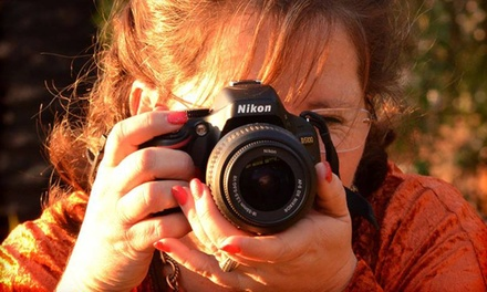 Half-Day Photography Class from R495 at Through His Eyes Photography School (Up to 85% Off)