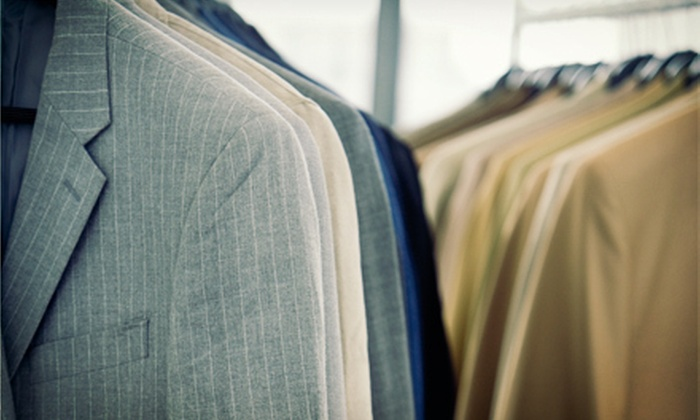 Anthony's Cleaners & Tailors - Bergen Beach: $15 for $30 Worth of Dry Cleaning at Anthony's Cleaners & Tailors