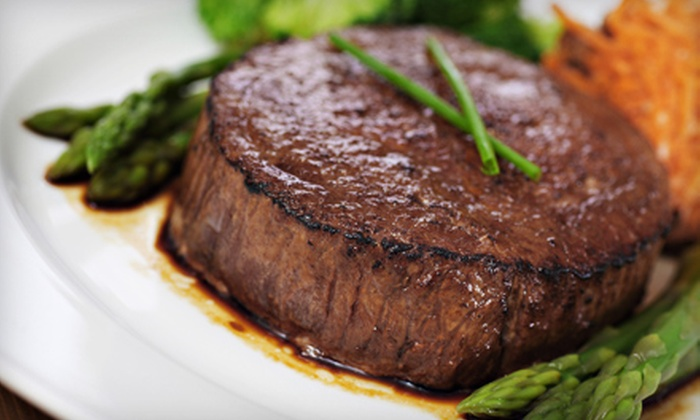 Remington's  - Durham: Rib-Eye Dinner for Two or Four, or Lunch Fare at Remington's in Durham