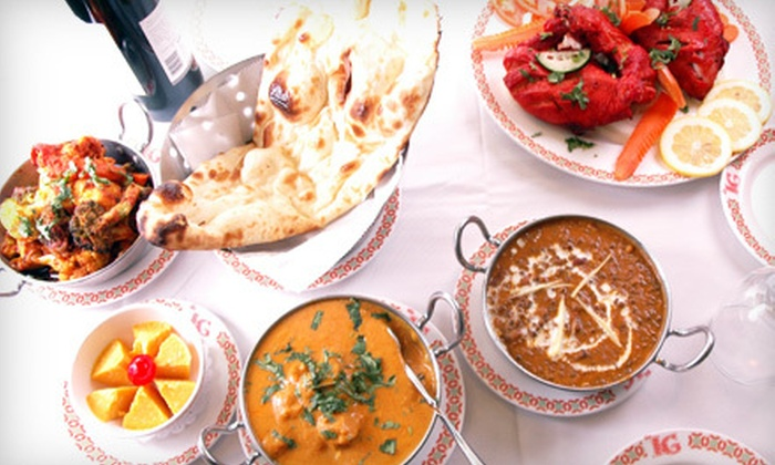 Indian Garden - Near North Side: $20 for $40 Worth of Indian Fare at The Indian Garden