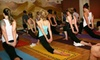 Yoga U - Wilmington: $30 for Five Drop-In Vinyasa or Flow-Yoga Classes at Yoga U