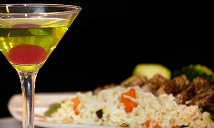 Confetti - Hartford: $15 for $30 Worth of Mediterranean Fare at Confetti in Plainville