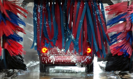 Three or Six Groupons, Each Good for an Ultimate Car Wash at Spot Free Carwash (Up to 50% Off)
