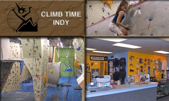 Climb time indy hours