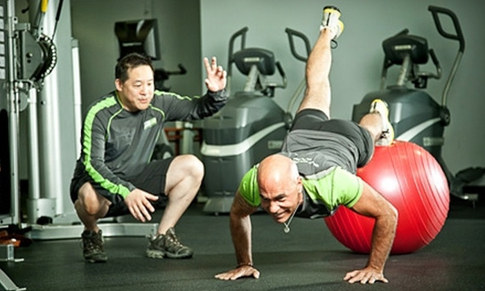 Studio 222 - Spring Valley: $50 for Two 45-Minute Personal-Training Sessions at Studio 222 in Spring Valley ($150 Value)
