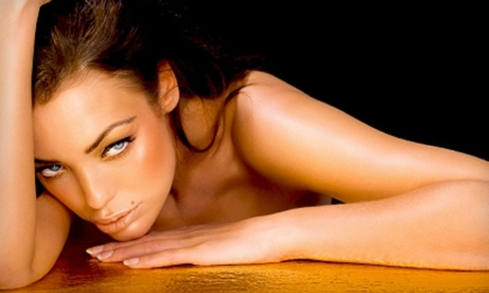 Heavenly Glows - Greenwood At Lake Mary: Organic Airbrush Tan at Heavenly Glows in Sanford