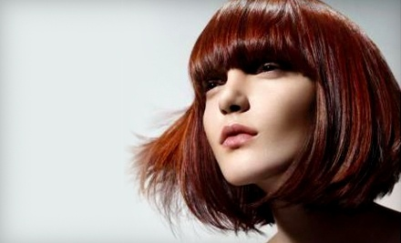 Haircut and Style - Princeton Salon and Spa in Buford