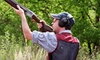 Up to 56% Off Clay Target-Shooting Package in Pacific