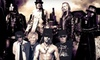 Mötley Crüe, Poison, and New York Dolls at the Susquehanna Bank Center - Central Waterfront: One Ticket to See Mötley Crüe, Poison, and New York Dolls on July 16 at 7 p.m. at the Susquehanna Bank Center in Camden