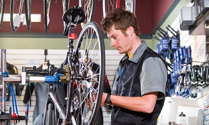 Rain City Bikes - Mt. Pleasant: $25 for $50 Toward Cycling Gear, Accessories, and Tune-Ups at Rain City Bikes