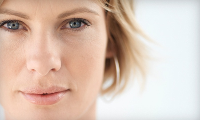 Zoē Anti-Aging & Wellness Spa - Downtown: Nonsurgical Facelift and Body Tightening at Zoē Anti-Aging & Wellness Spa (56% Off). Five Options Available.