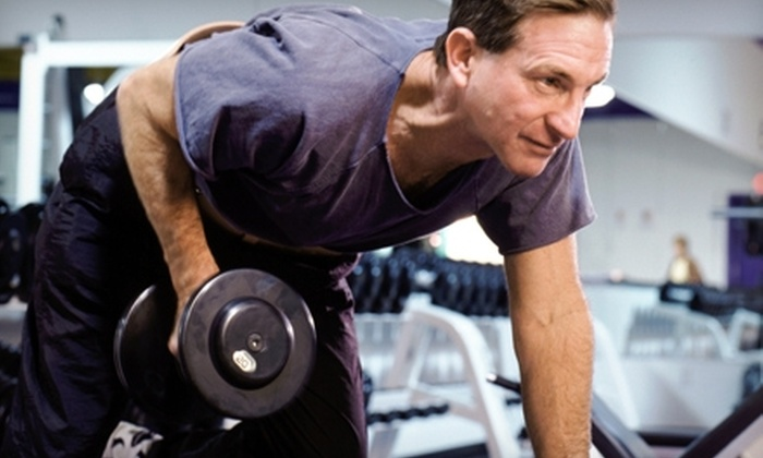 Ultimate Fitness - New Orleans: $49 for Four Personal-Training Sessions at Ultimate Fitness ($160 Value)