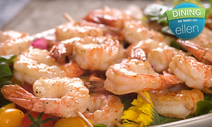 Blue Parrot Bar & Grille - Hilltop: $15 for $30 Worth of Cajun Fare at Blue Parrot Bar & Grille