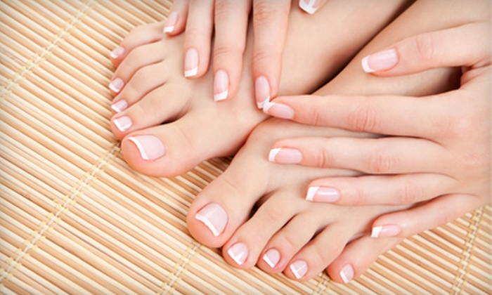Urban Nail Salon - Midtown East: $15 for Manicure and Pedicure at Urban Nail Salon ($30 Value). $36 for Spa Manicure and Pedicure and a 10-Minute Foot Massage ($80 Value).