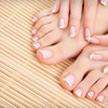 Up to 55% Off Mani-Pedi Package at Urban Nail Salon