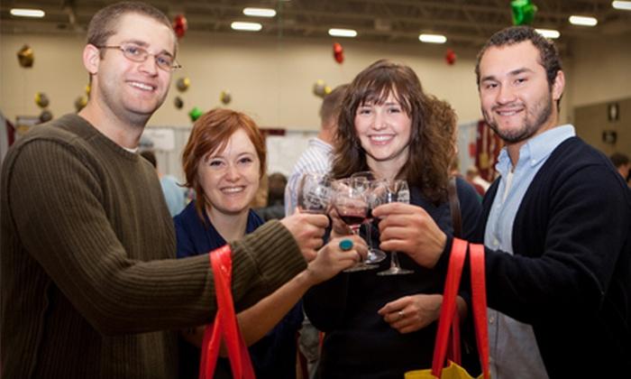 Madison Food & Wine Show - Multiple Locations: One Admission to Madison Food & Wine Show Plus a Food Package, Vodka Tasting, or Whiskey Tasting