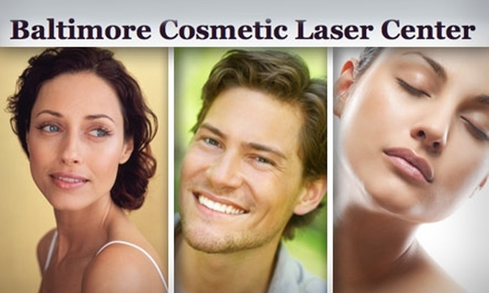 Baltimore Cosmetic Laser Center - Catonsville: $185 for One of Six Treatments at Baltimore Cosmetic Laser Center (Up to $990 Value)